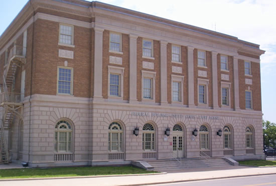 Charles County Courthouse And Government Building